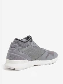 Pantofi sport gri pentru barbati - Le Coq Sportif Omicron Triple Refective