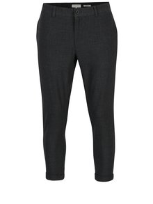 Pantaloni chino gri melanj - Casual Friday by Blend