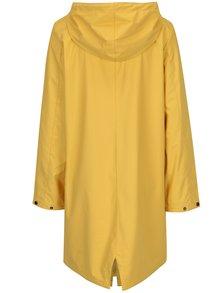 Žltý pršiplášť s kapucňou VERO MODA Sunset