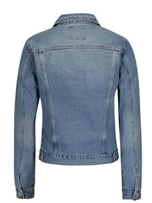 Jacheta albastra din denim - TALLY WEiJL