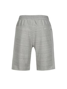 Pantaloni scurti sport gri melanj pentru barbati Nike