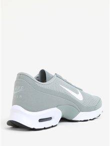 Pantofi sport verde mentol din piele intoarsa pentru femei Nike Air Max Jewell