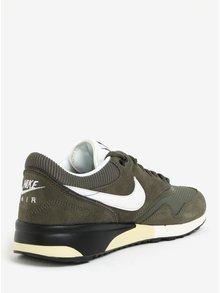 Pantofi sport kaki cu piele intoarsa pentru barbati Nike Air Odyssey