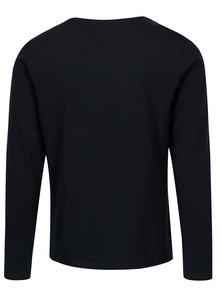Bluza bleumarin slim fit pentru barbati s.Oliver