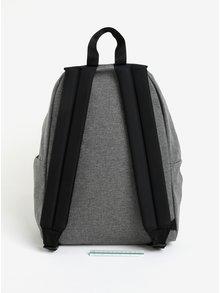 Šedý žíhaný batoh Eastpak Padded Doubl´r 22 l