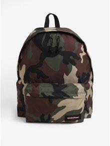 Zelený maskáčový batoh Eastpak Padded Pak´r XL 29 l