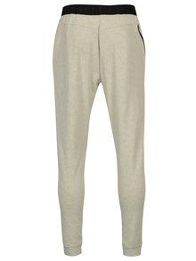 Pantaloni gri sport slim fit pentru barbati - Nike