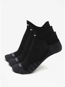 Set de 3 perechi de sosete negre - Nike Dry Cushion Low