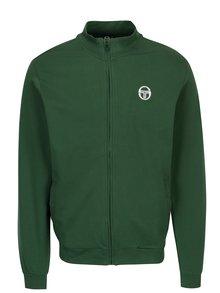 Bluza sport verde cu buzunare pentru barbati - Sergio Tacchini Ortica
