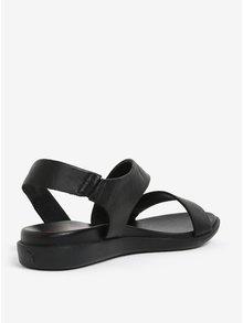 Čierne kožené sandále Pikolinos Antillas