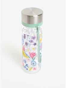 Fľaša na pitie s kvetinovým vzorom Cath Kidston 750 ml