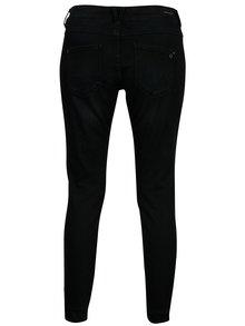 Tmavě modré super skinny slim fit džíny s.Oliver