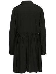 Čierne šaty ONLY Nova