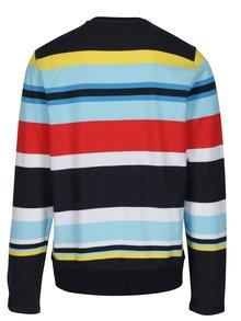 Bluza multicolora cu model in dungi - Original Penguin Engineered