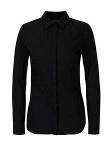 Černá dámská košile Pietro Filipi