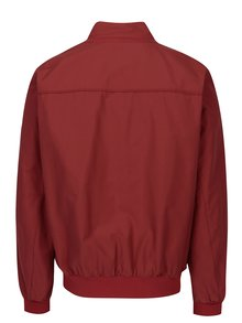 Jacheta impermeabila caramizie pentru barbati Geox