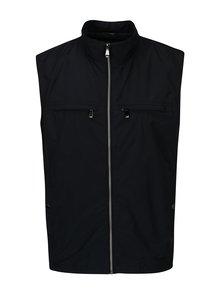Tmavě modrá pánská vesta Geox