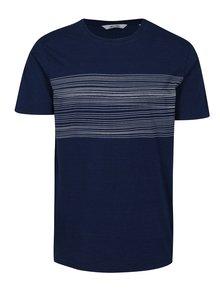 Tricou bleumarin cu print ONLY & SONS Sanford