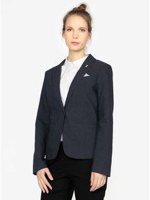Sacou bleumarin cu model pentru femei - s.Oliver