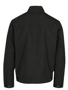 Jacheta lejera neagra pentru barbati Geox