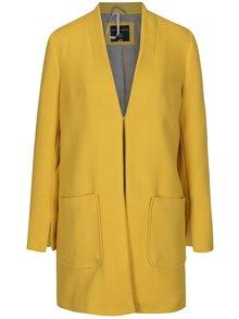 Žltý kabát s vreckami Dorothy Perkins