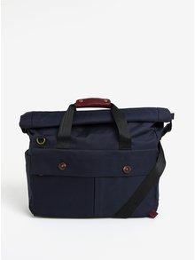 Tmavě modrá voděodolná taška PKG