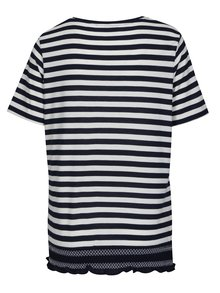 Bluza lunga cu dungi si terminatie elastica Dorothy Perkins