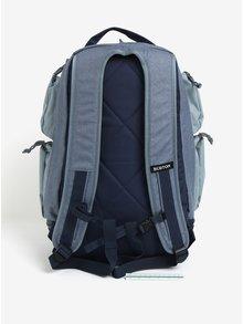 Modrý batoh s kapsami Burton Distortion
