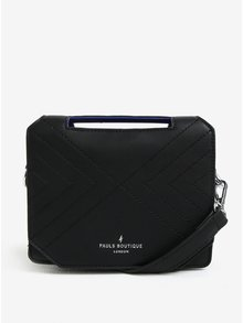Geanta crossbody negru & albastru cu design compact- Paul´s Boutique Gillian
