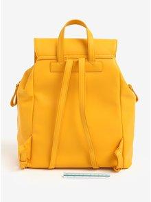 Rucsac galben din piele sintetica - Paul´s Boutique Celine