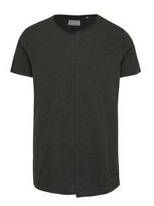 Tmavosivé tričko s krátkym rukávom Shine Original