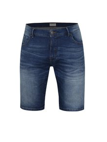 Pantaloni scurti albastri din denim - Shine Original