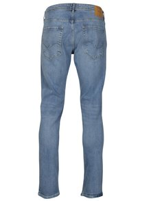 Blugi slim fit cu aspect uzat - Jack & Jones Tim