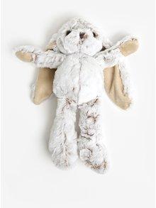 Krémový plyšový zajac Kaemingk