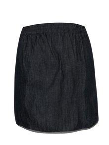 Tmavomodrá rifľová sukňa s vreckami Tranquillo Chirita