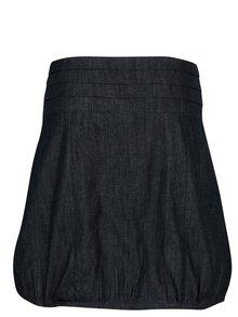 Tmavomodrá rifľová balónová sukňa Tranquillo Brassia