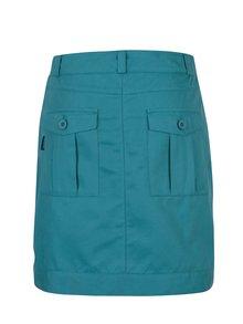 Modrá sukňa s vreckami Tranquillo Camilla
