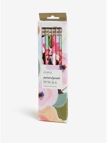 Set de 8 creioane multicolore - Galison