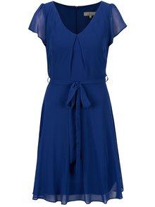 Tmavomodré šaty Billie & Blossom
