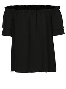 Bluza neagra cu umeri expusi Dorothy Perkins