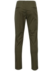 Pantaloni chino slim fit kaki - Jack & Jones Marco