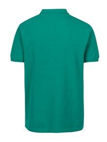 Tricou polo regular fit verde pentru barbati - s.Oliver