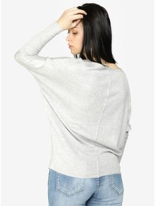 Sivý sveter Haily's Isabell