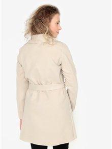 Krémový lehký kabát ZOOT