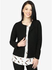 Čierne štruktúrované sako Haily´s Julia
