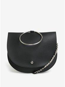 Černá malá kabelka MISSGUIDED
