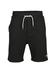 Pantaloni scurti sport gri inchis melanj - Jack & Jones Houston