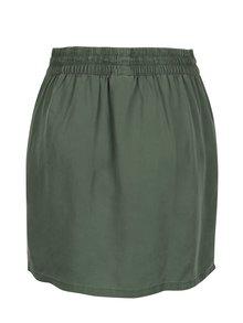Zelená sukně Noisy May Haylie