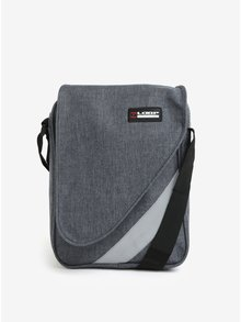 Geanta crossbody gri LOAP Flyer