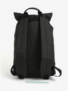 Černý batoh s přezkou 10l The Pack Society